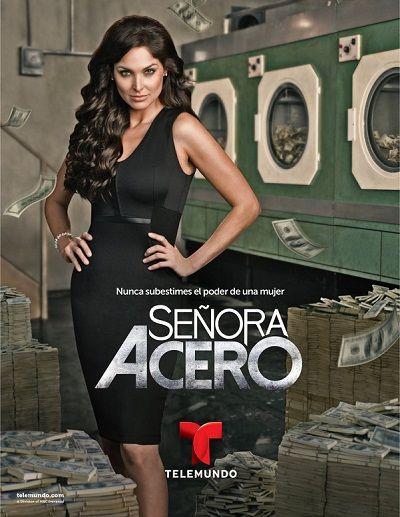Serial Scoop: 'Señora Acero' Begins Filming, New Novela Stars Blanca Soto