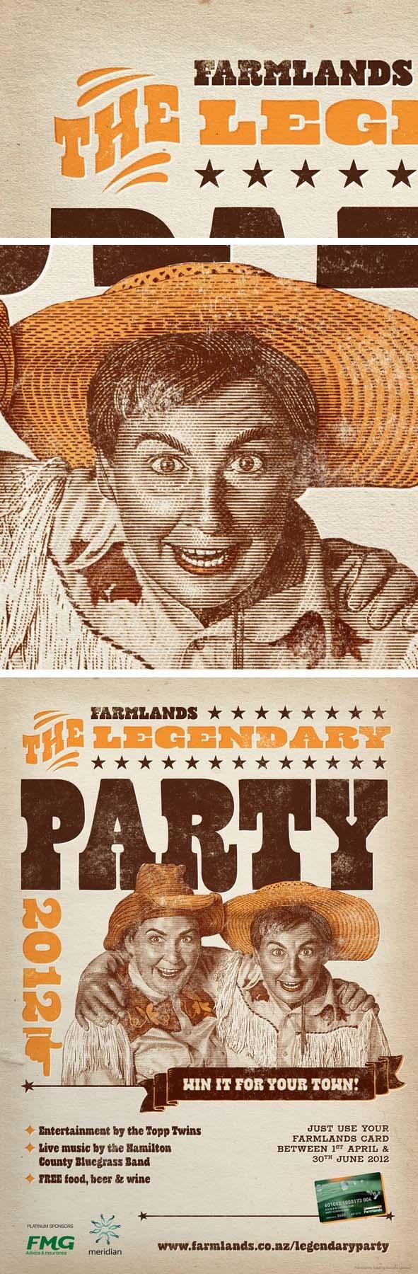 Farmlands Legendary Party 2012.