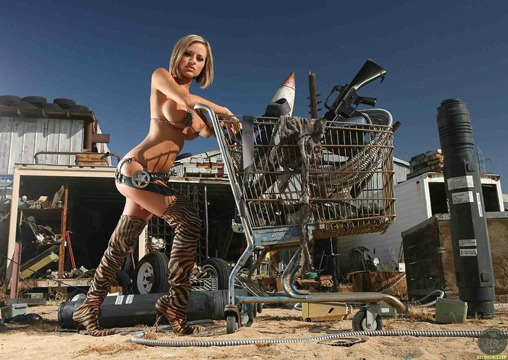 Shopping Cart from Hell!