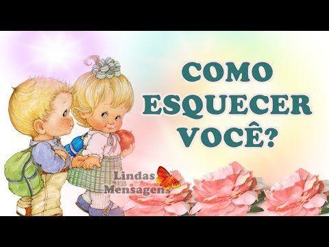 FALANDO DE VIDA!!: Como esquecer você?  Mensagem Romântica