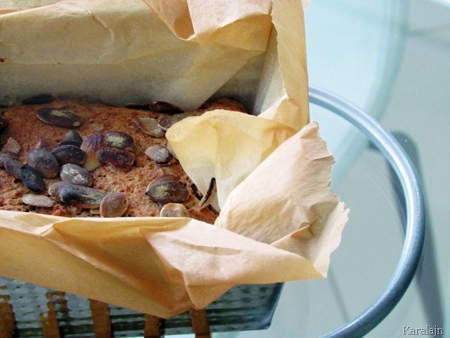 Karalajn: Chleb bezglutenowy