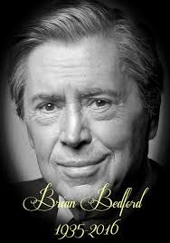 Brian Bedford was an English actor. He appeared on the stage and in film, and is known for both acting in and directing Shakespeare productions. Wikipedia Born: February 16, 1935, Morley, United Kingdom Died: January 13, 2016, Santa Barbara, California, United States Spouse: Tim MacDonald (m. 2013–2016) Books: The Moliere Collection, The Imaginary Cuckold: The School for Husbands Parents: Ellen O'Donnell, Arthur Bedford