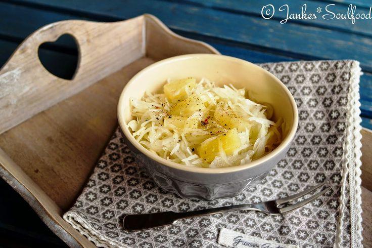 Veganer Krautsalat - Jankes Soulfood