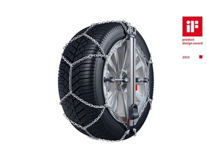 THULE SUV EASY FIT SNOW CHAINS 4WD