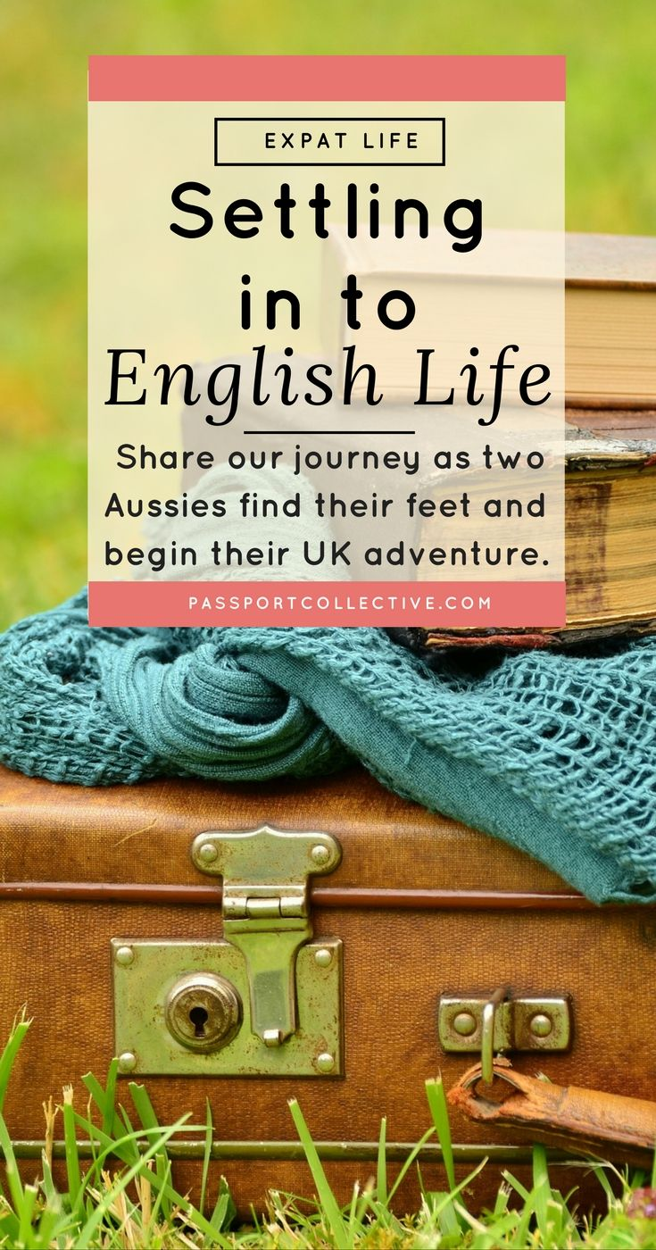 Moving overseas is awesome, but it can also be quite tough. Join two Aussies as we settle into English life and discover that life abroad may not be all we expect it to be...
