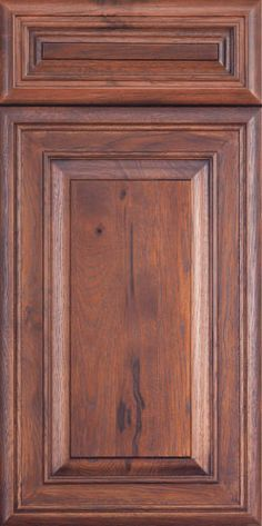 rustic hickory cabinet doors - Google Search