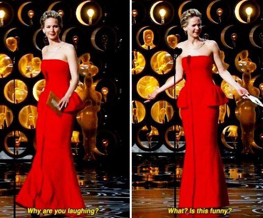 Jennifer is the best presenter