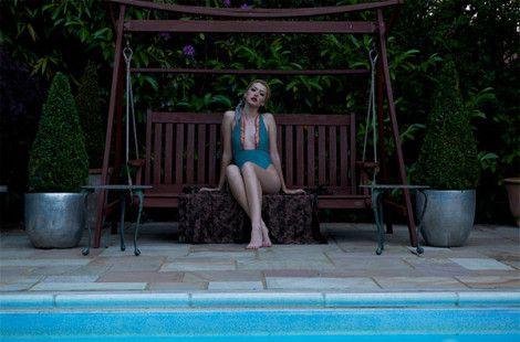Second Year work by Philippa MacConnachie, BA (Hons) Fashion Contour for LaPerla
