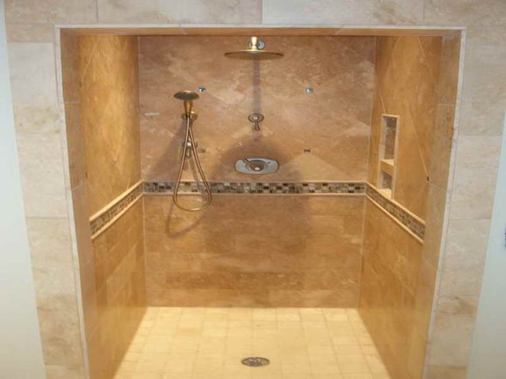 Walk-In Tile Shower Designs | Creating a Great Shower Tile
