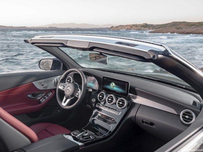 Mercedes Benz Classe C Cabriolet 2019 La Passion De Conduire