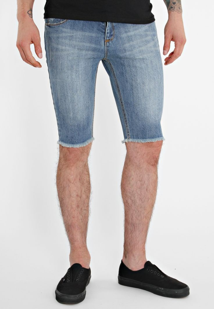 Mens cut off jeans | fashion | Pinterest | War Love this and Love