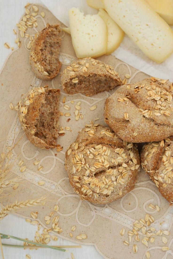 Intrusa na Cozinha: Pão de Cereais