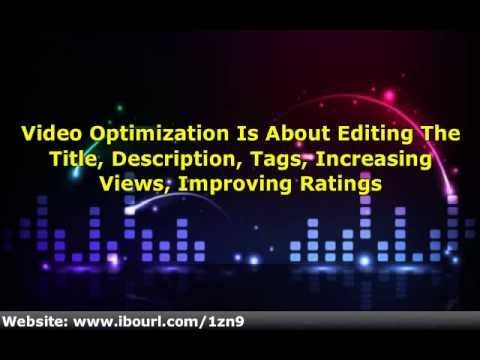 """Would Appreciate A Rating For My New Video """"What Is Video Optimization"""" Make Sure You Check Out The 50% Off Discount Coupon!"""