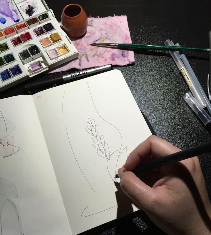 Sketchshoe