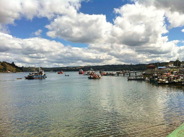 Puerto Dalcahue, Chiloe