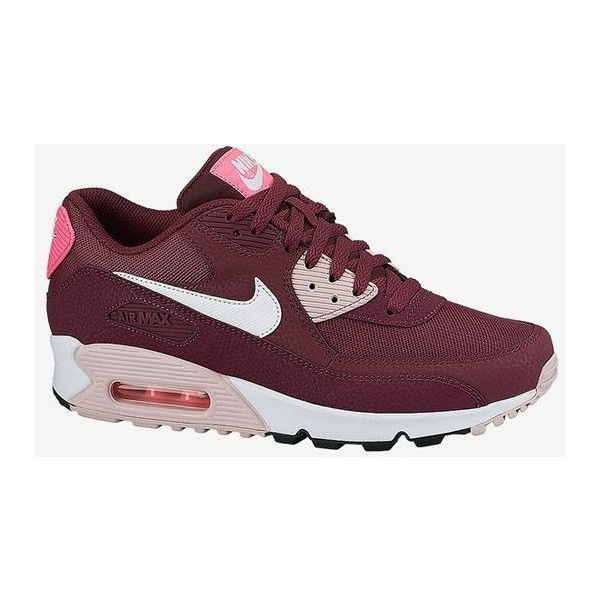 T�nis Nike Air Max 90 Essential Feminino | Nike ? liked on Polyvore  featuring tops,