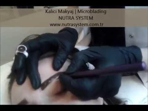 İzmir'de Kalıcı Makyaj   3D Kıl Tekniği   Microblading Uygulaması