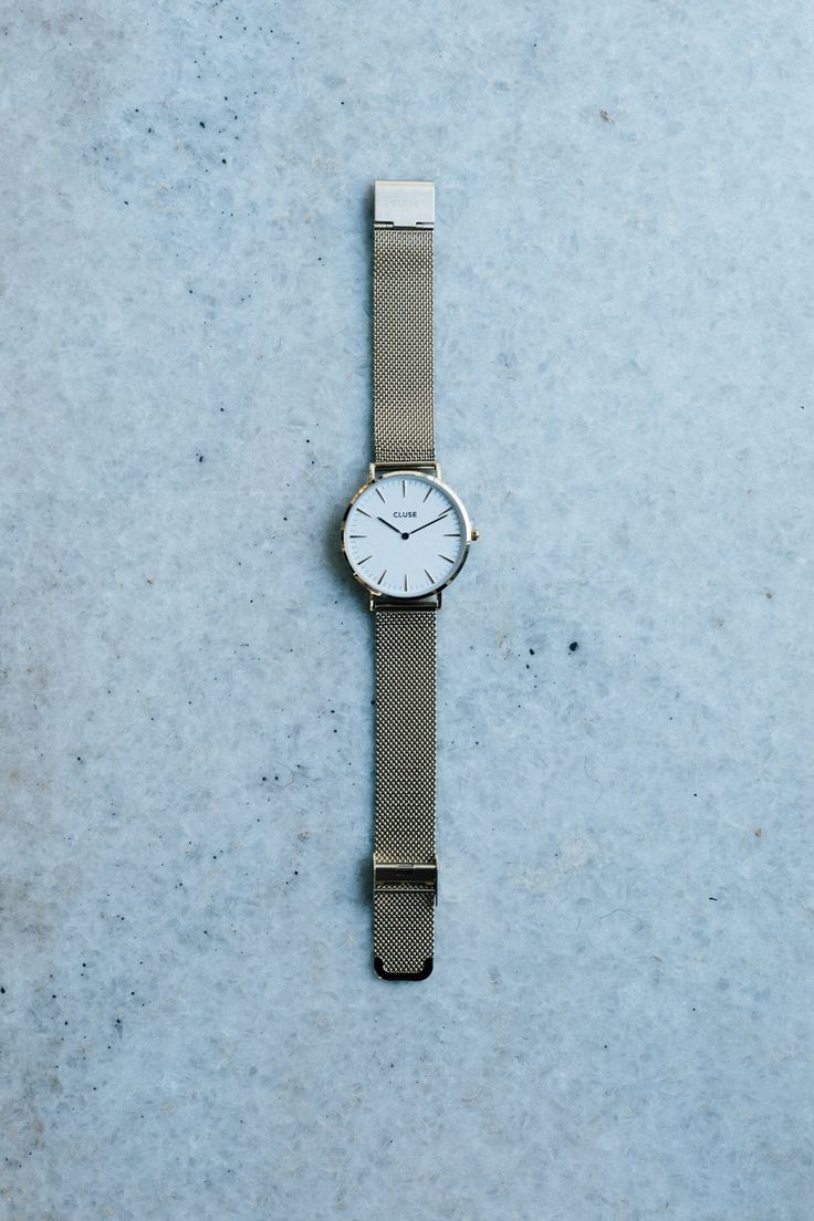 Watch by Cluse   Photocred - www.paperbag.com