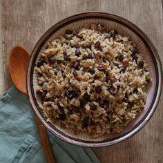 Riz cubain aux haricots noirs | Weight Watchers Canada