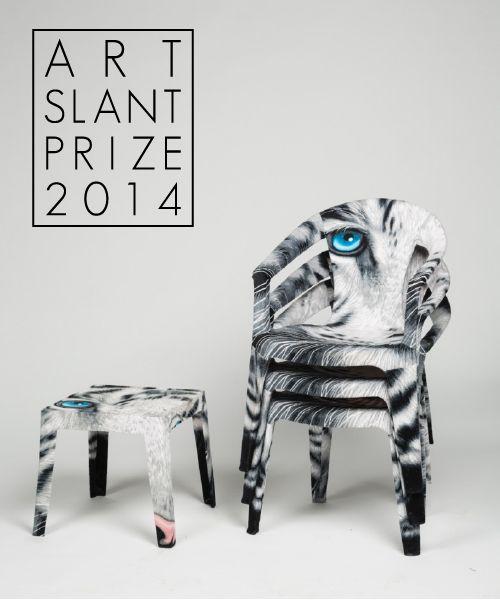 Exhibiting at Aqua Art Miami DEC 3rd-7th during the Art Basel Miami Beach: 2014 ArtSlant Prize Winners.