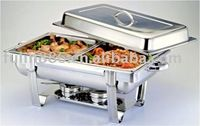 833-1 Induction chafing dish/Electric chafing dish/ chafing dish set