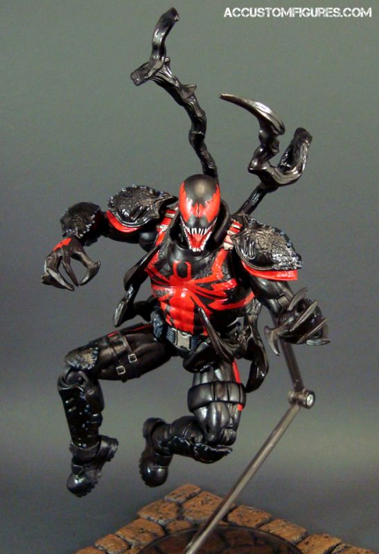 Agent Venom Fully Loaded (Thunderbolts Style) (Marvel Legends) Custom Action Figure