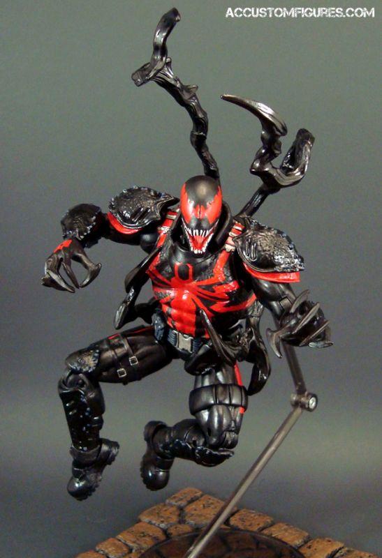 Agent Venom Fully Loaded (Thunderbolts Style) (Marvel Legends) Custom Action Figure