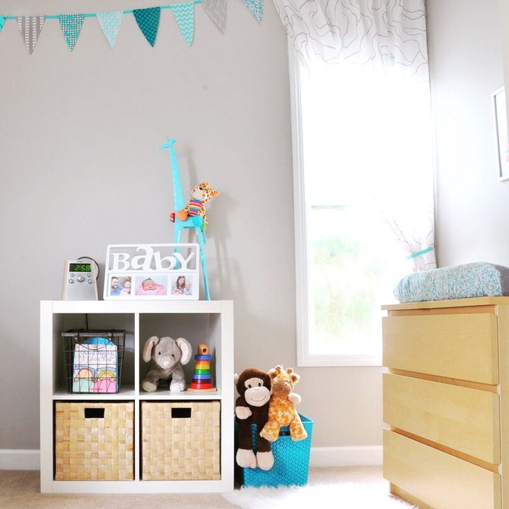 nursery teal pendants kallax malm girls room ikea. Black Bedroom Furniture Sets. Home Design Ideas