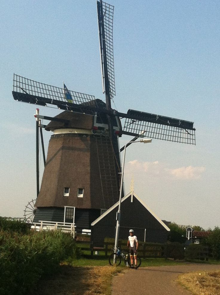 In the countryside, Holland...
