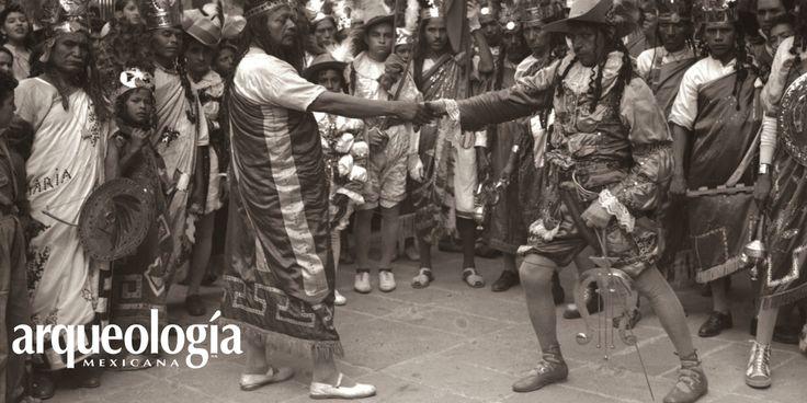Las danzas de moros y cristianos y de la conquista