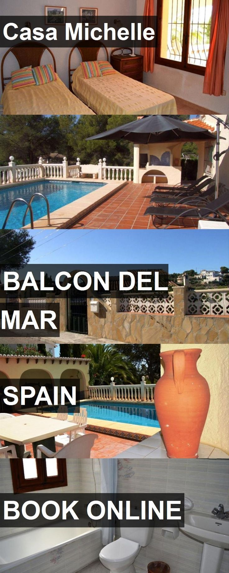 Hotel Casa Michelle in Balcon del Mar, Spain. For more information, photos, reviews and best prices please follow the link. #Spain #BalcondelMar #travel #vacation #hotel