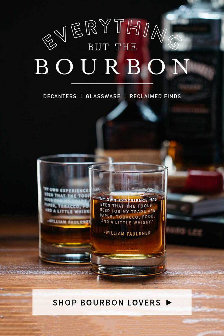 Shop Bourbon Lover Collection