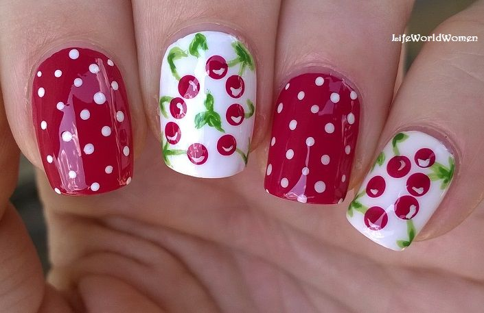 182 best DIY Easy Nail Art Designs images on Pinterest