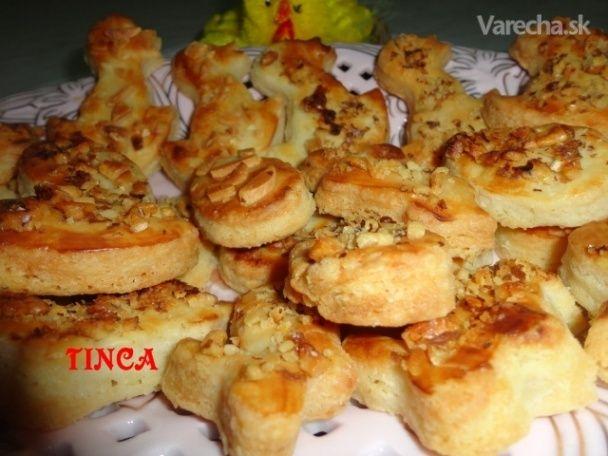 Maslové veľkonočné pečivo (fotorecept) - Recept