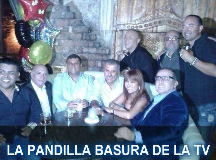 """La """"Pandilla Basura"""" de la TV peruana"""