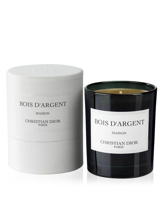 Dior Homme – Bougie Bois d'Argent | Materialiste, Le Magazine Elégant