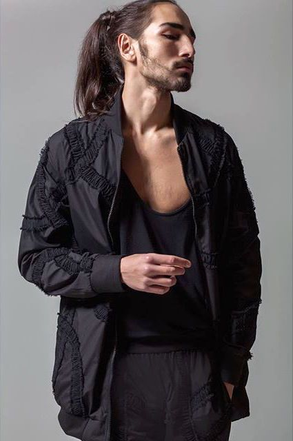 Willy Cartier | MASHAEL Spring/Summer 2016 | ph. Jan Masny