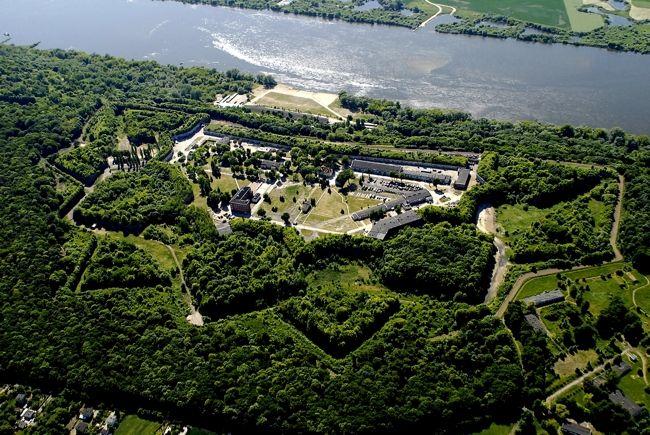 Grudziadz citadel Poland