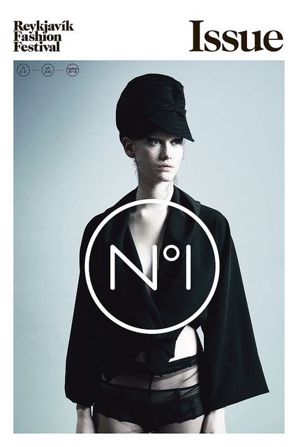 Cover art direction for Issue N°1 - A magazine published for Reykjavík Fashion Festival 2010.