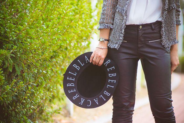 Olga choi fashion blogger myblondegal South Korea Kate-Katy tweed jacket Kate-Katy floppy hat Rebecca Minkoff bag-01052