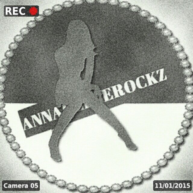 Annabellerockz logo in black and white
