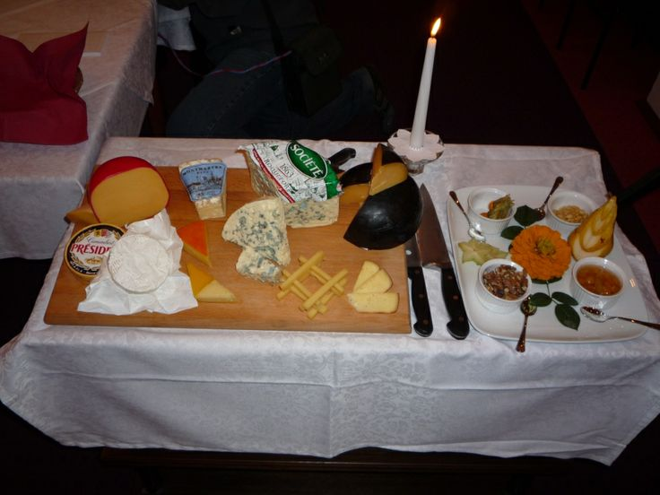 Master-class in cheese-service