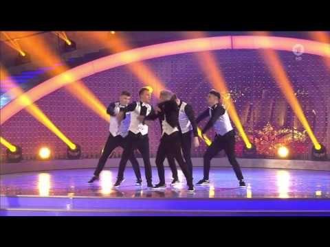 Breakdance meets Schlager - Das Herbstfest mit Florian Silbereisen - ARD Okt 2015   DDC Breakdance - YouTube
