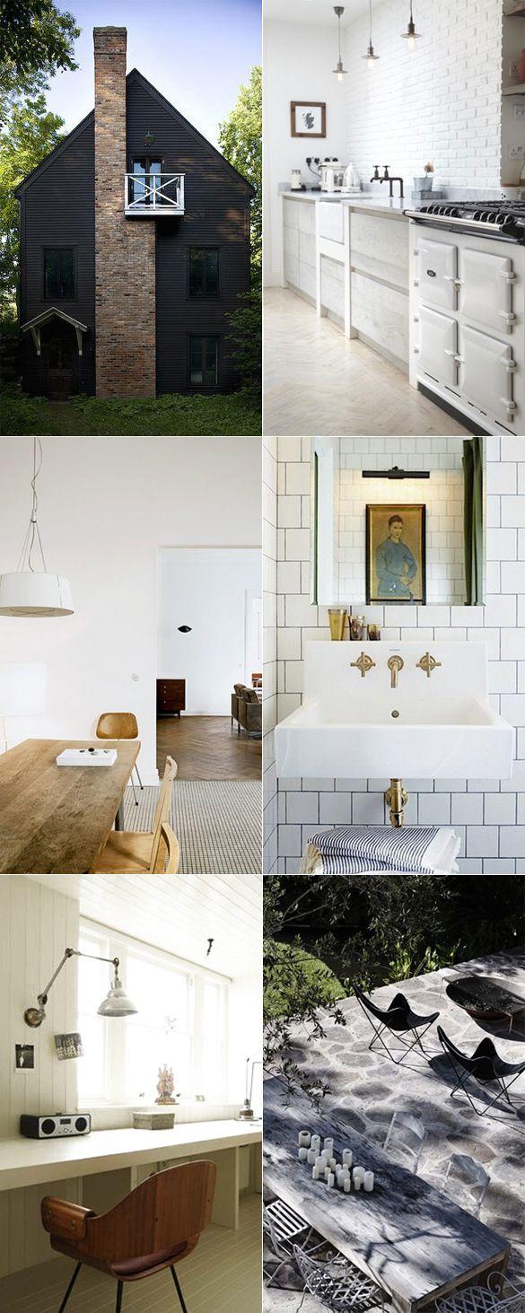 Modern Scandinavian / Katie Hackworth / H2 Design   Build