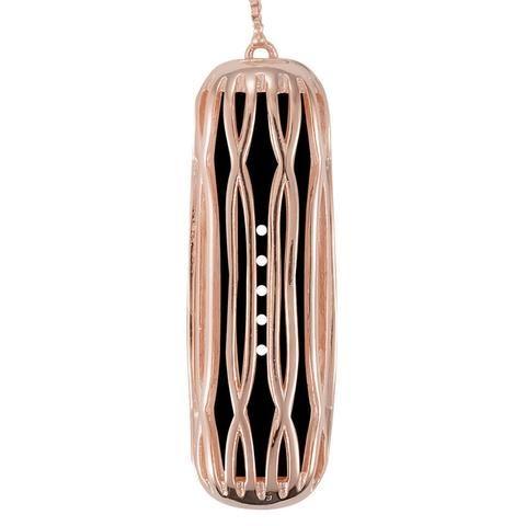 Rose Gold Necklace for Fitbit Flex 2