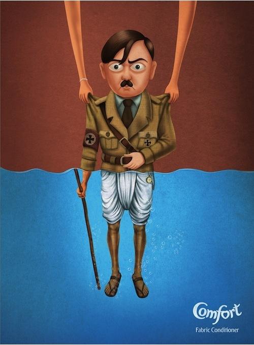 Good Soak, War and Peace - by Ogilvy Mumbai