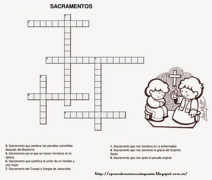 Mejores 33 imágenes de catecismo en Pinterest | Catecismo, Escuela ...
