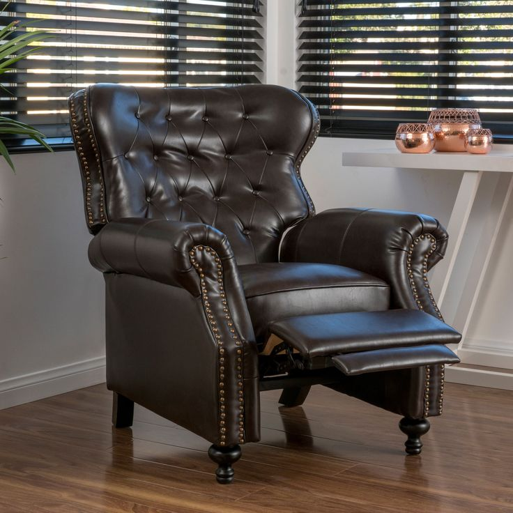 ... On The Lookout For A Classic Recliner To Complete Your Living Decor,  Then Look No Further Than The Christopher Knight Home Walder Recliner Club  Chair. Home Design Ideas