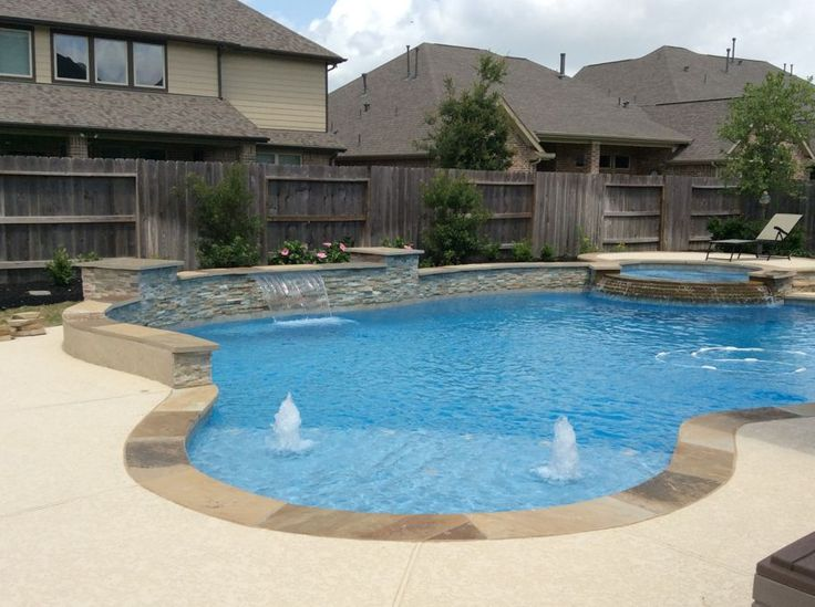 82 best pools spas images on pinterest pool spa pool for Top pool builders