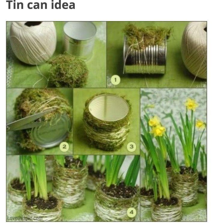 Tin Can Idea